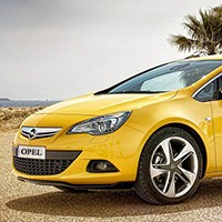 Opel Astra GTC Turbo (Купе) АКПП