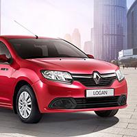 Renault Logan МКПП